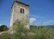 Renesančná veža - pohľad z lode