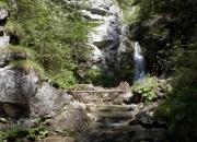 Ráztocký vodopád v Kvačianskej doline