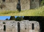 Výsledok práce z roku 2011 - južný múr - druhá časť