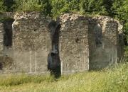 Južný múr - druhá časť pred konzerváciou