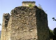 Severný múr presbytéria pred konzerváciou