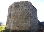 Severný múr presbytéria po konzervácii