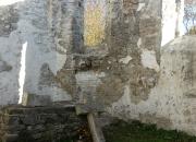 Oblúk v presbytériu 2013