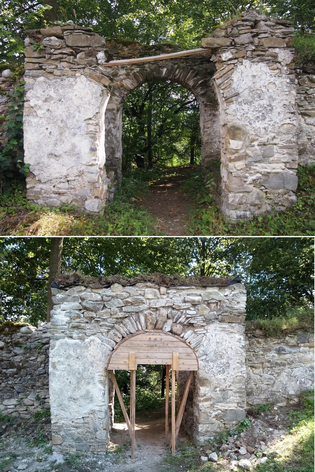 Rekonštrukcia Dlžianskej brány